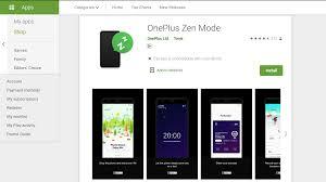 100 Zen Mode By OnePlus GADGTECH