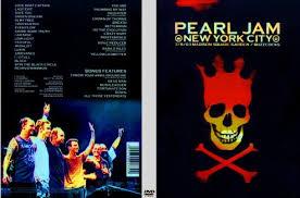 Pearl Jam New York City Pearl Jam Live 图像尺寸在Garden Pearl Jam