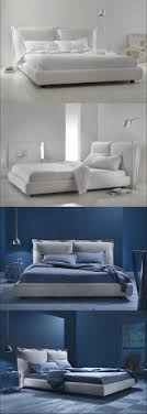 Bezier Bed Collection RH Modern Beds Pinterest