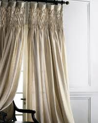 17 diy smocked burlap curtains smocked top curtains
