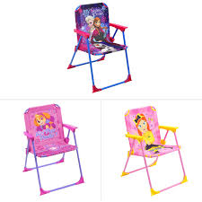 Kids Character Patio And Camping Chair - Assorted*