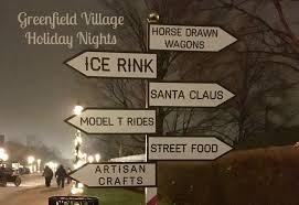Greenfield Village Halloween by Greenfield Village Holiday Nights 2016 Start Soon Ann Arbor With