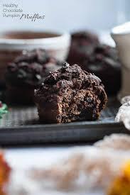 Healthy Chocolate Pumpkin Desserts by Chocolate Healthy Gluten Free Pumpkin Muffins Food Faith Fitness