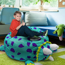 Details About Dinosaur Stuffums, 3ft Stuffed Animal Storage Bean Bag Chair  Holds 50 Plushies Nobildonna Stuffed Storage Birds Nest Bean Bag Chair For Kids And Adults Extra Large Beanbag Cover Animal Or Memory Foam Soft 7 Best Chairs Other Sweet Seats To Sit Back In Ehonestbuy Bags Microfiber Cotton Toy Organizer Bedroom Solution Plush How Make A Using Animals Hgtv Edwards Velvet Pouch Soothing Company Empty Kid Covers Your Childs Blankets Unicorn Stop Tripping 12 In 2019 10 Of Versatile Seating Arrangement