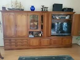 wohnzimmerschrank kirschbaum günstig kaufen ebay