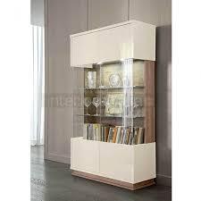 Modern Italian 2 Door Display Cabinet