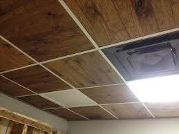 tile ideas sagging tongue and groove ceiling tiles suspended