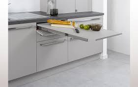 table de cuisine pratique meuble sous plan de travail cuisine pratique et ergonomique meubles