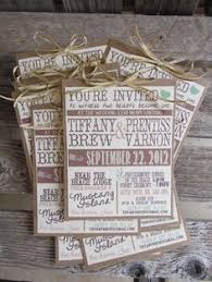 Cheap Rustic Wedding Invitations For A Foxy Invitation Design With Layout 2