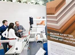 woodex moscow international exhibition of logging machines