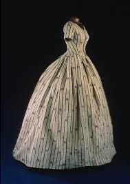 Mary Lincolns Silk Dress