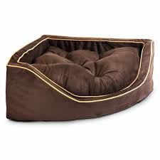 replacement cover snoozer luxury overstuffed corner dog bed w