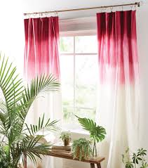 Lush Decor Serena Window Curtain by Ombre Dip Dyed Window Panels Honey U0026 Fitz Window Panels Dip