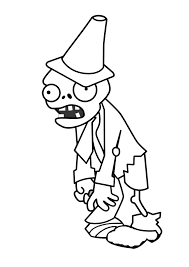 30 Zombie Coloring Pages For Kids Free Printable Zombies Coloring