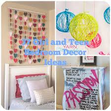 37 DIY Ideas For Teenage Girls Room Decor