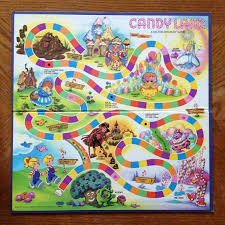 Shows A Layout Of Controlled Nature With Planned Points Interest Sprinkled In Not Too Dissimilar To The Board Game Candyland Bottom
