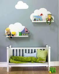 etagere chambre enfants etagere chambre fille etagere murale enfant comment d corer le mur