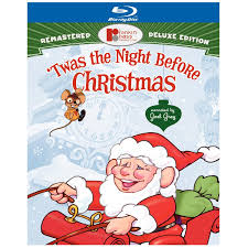 Twas The Night Before Halloween Poem by Twas The Night Before Christmas Blu Ray 2011 Warner Bros