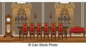 wohnzimmer tische stühle kabinett groß inneneinrichtung