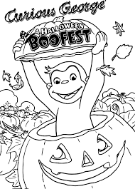 Curious George A Halloween Boofest Coloring Page   Wecoloringpage Curious George And The Firefighters By Iread With Not Just A This Is He Was Good Little Monkey Always Very Fire Truck Fabric Celebrate With Cake Sculpted Fireman Sam What To Read Wednesday Firefighter Books For Kids Coloring Pages For 365 Great Childrens Birthday Party Wearing Hat Curious Orge Coloring Pages R Pinterest Paiting Full Cartoon Game 2015 Printable