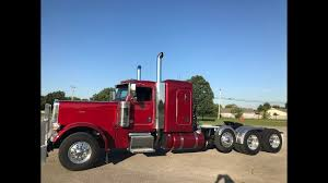 USED 46k Mile 2016 Peterbilt 389 4-Axle 48
