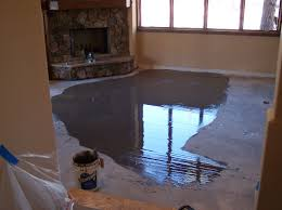 Liquid Floor Leveler Youtube by Leveling A Concrete Floor In Phoenix Dust Free 480 418 1635