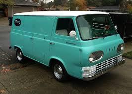 100 Ford Econoline Truck 1962 Van Hepcats Haven