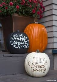 Carvable Foam Pumpkins Canada by Get Creative With Carvable Faux Pumpkins And Break Outside The