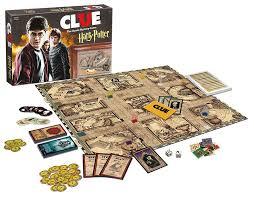 CLUE Harry PotterTM