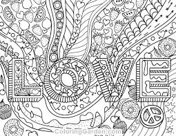 Free Printable Love Adult Coloring Page Download It In PDF Format At