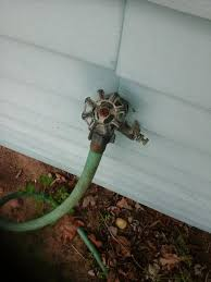 Replace Outside Faucet Handle by Faucet How To Replace Difficult Outside Hose Spigot Handle