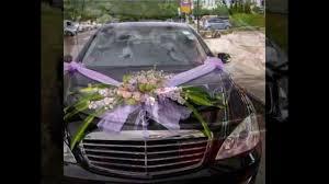deco pour voiture mariage u car 33