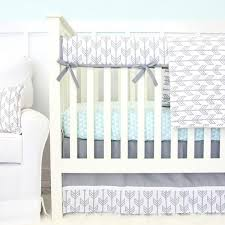 arrow crib bedding caden lane