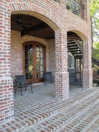 mangum brick thorndale country exterior house colors fox