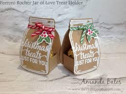 Ferrero Rocher Christmas Tree Diy by The Craft Spa Stampin U0027 Up Uk Independent Demonstrator Ferrero
