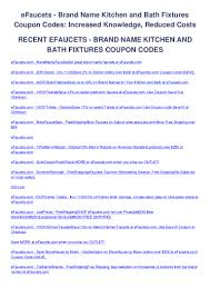 Efaucets Brand Name Kitchen And Bath Fixtures Coupon My Pillow Coupons Codes Tk Tripps Efaucets Coupon Code Freecouponsdeal Top Stores Coupons Discounts Promo Codes Impressions Vanity Coupon Code Panda Express December 2018 Vb Xm Rohl Ay51lmapc2 Cisal Bath Polished Chrome Onehandle Bathroom Faucet Smart Choice Fniture Wdst Restaurant Deals Zenhydrocom 2019 Up To 80 Off Discountreactor Dealhack For Parts Geeks Coupon