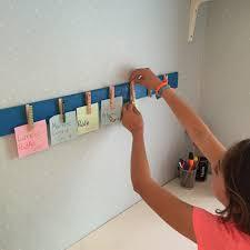 14 calendario semanal de madera para pared – colocamos las notas