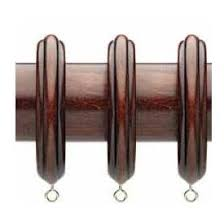 Target Curtain Rod Finials by Unthinkable Wood Curtain Rods Wood Rod White And Finials 10 Feet