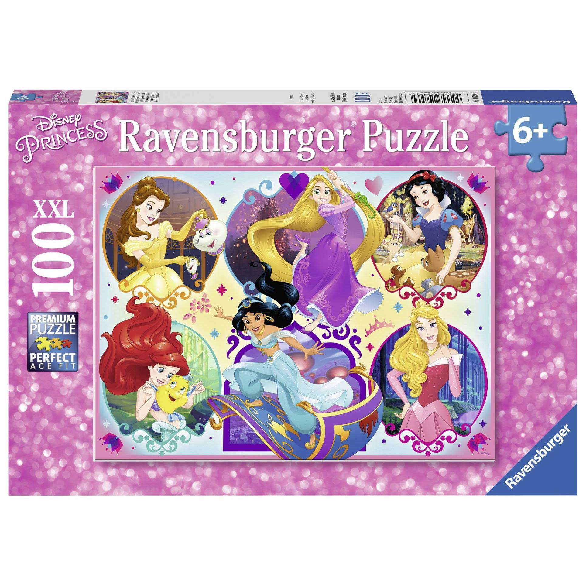 Ravensburger Disney Princess Jigsaw Puzzle - XX-Large, 100pcs