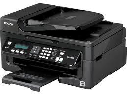 EPSON WorkForce WF 2530 90 ISO Ppm Black Print Speed 5760 X 1440 Optimized Dpi