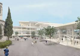 SANAA Unveils Plans for New Downtown Arts & Design Campus in