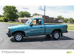 1994 Mazda B-Series Truck B3000 SE Regular Cab In Seafoam Green ...