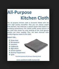 Norwex All Purpose Kitchen Cloth – Besto Blog