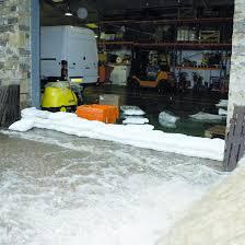 sac de inondation sac absorbant anti inondation rempli de particules de bois et