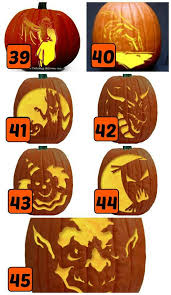 Walking Dead Pumpkin Stencils Printable by 75 Free Pumpkin Carving Patterns