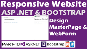 Responsive Website - ASP .NET & Bootstrap - Part 10 - Master Page ... Telerik Aspnet Ajax Controls Visual Studio Marketplace Create An Core Web App In Azure Microsoft Docs Awesome Asp Net Home Page Design Ideas Interior Portfolio Our Varianceinfotechcom How To Aspnet Ecommerce Website View Aspnet Creating Applications Using Cobol And Gallery Emejing Pictures Amazing House Applications Progress Ui For Mvc Application With A Custom Layout C Tutorial 3 To Login Website Websites Best Aspnet