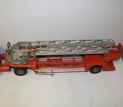 Bargain John's Antiques | Smith Miller Cast Aluminum Aerial Mack Toy ... All Original Smith Miller Lafd Fire Truck Collectors Weekly The Mcclellan Hearings Sing Wheels History Of The Fruehauf View Event Miller Die Cast Toy Tandem Vintage Childrens Books Flash Cards And Colctible Pressed Steel Coca Cola Toy Trucks Chevrolet 1940s W 9 Wood Cases L Mack Sterling Antiques Trucks Antique Smithmiller Cowans Auction House Midwests Most Bekins Miniature Moving