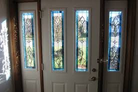 Sidelight Window Treatments Bed Bath And Beyond by Side Light Windows Wood Front Door With Opaque Side Light Window