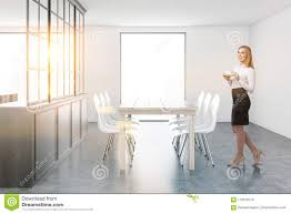White And Gray Dining Room Interior, Businesswoman Stock Photo ... Drexel Heritage Compatibles Blonde Wood Ding Room Set Table Etsy Ercol Vintage Mid Century Blonde Drop Leaf Ding Table And Four Antiques Atlas Vintage Ercol And Four Quaker Chairs Bari Suite With Chairs Simpli Home Draper 7piece 6 Upholstered Dts08 Golden Extending W Padding Beautiful Chic Fniture Interappcom Mid Farmhouse Country Style Farmhouse 4 Woman In Black Kitchen Stock Photo Image Of Ercol Windsor Drop Leaf Matching Hoop Back Painted Century Modern