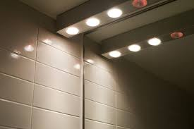 bathroom lighting halogen or led vs xenon incandescent vs